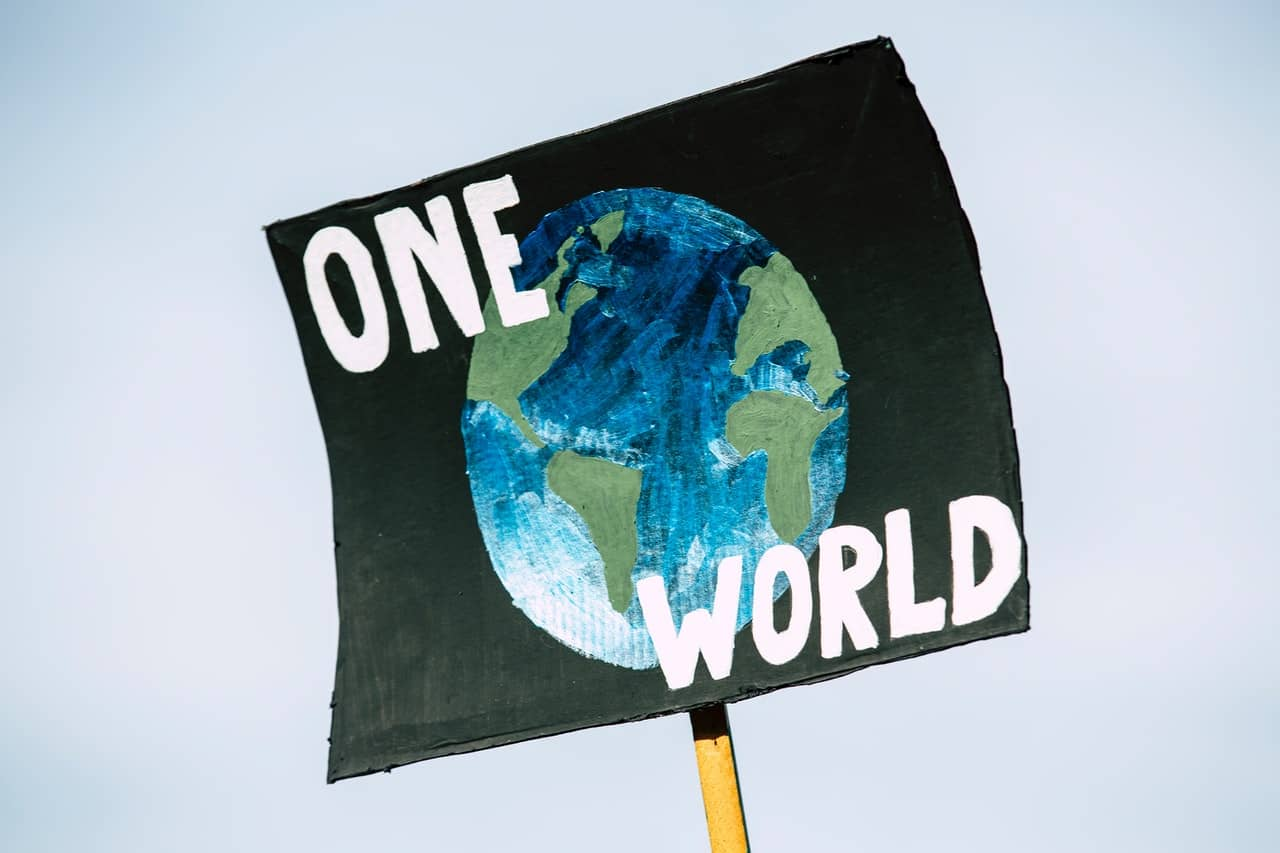 the world becomes one - online event